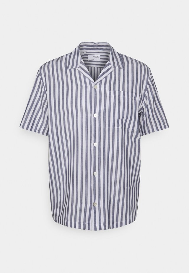 SLHRELAXWADE - Camicia - white