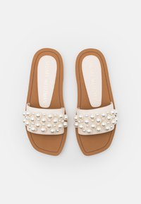 Stuart Weitzman - GOLDIE SLIDE - Pantofle - seashell - 3