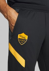 Nike Performance - AS ROM DRY PANT - Club wear - black/university gold/university gold - 4