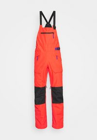The North Face - TEAM KIT  - Schneehose - flare/tnf black - 9