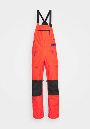 TEAM KIT  - Ski- & snowboardbukser - flare/tnf black