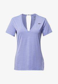 Reebok - ONE SERIES ACTIVCHILL - Print T-shirt - purple - 3