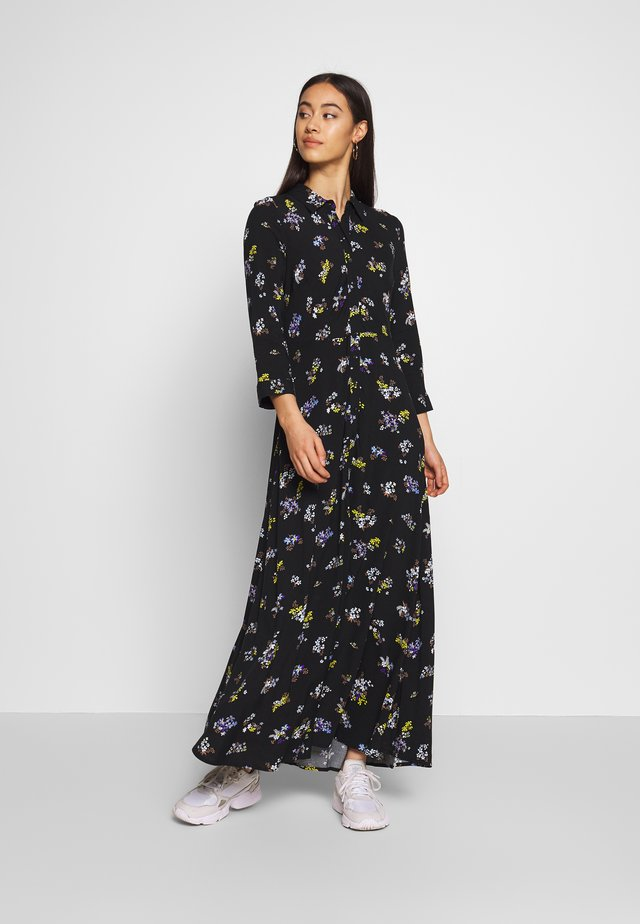 YASSAVANNA LONG DRESS - Robe longue - black