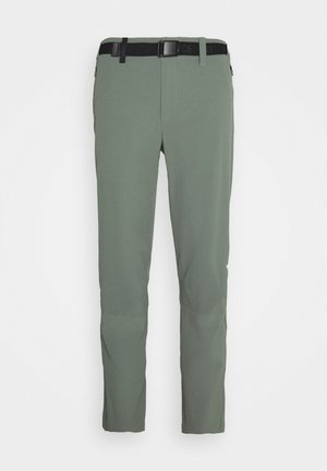 MENS SPEEDLIGHT II PANT - Pantaloni outdoor - agave green