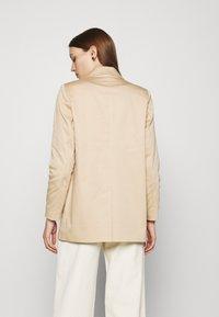 ALIGNE - Krótki płaszcz - stone - 2