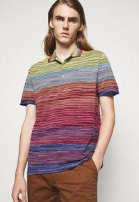Missoni - SHORT SLEEVE  - Polo - multi-coloured - 3