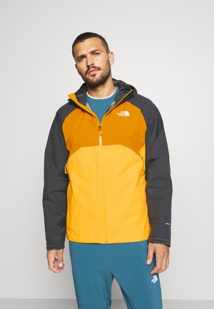 STRATOS JACKET  - Hardshelljacka - yellow