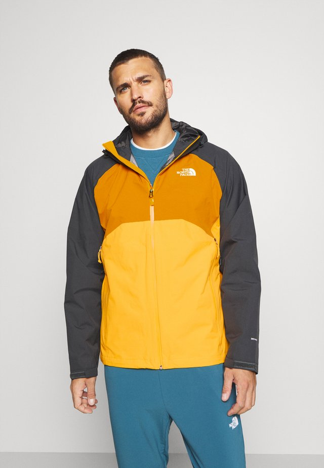 STRATOS JACKET  - Hardshellová bunda - yellow