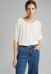 Esprit Collection - FASHION - Blouse - off white - 0