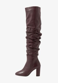 mint&berry - High heeled boots - bordeaux - 1