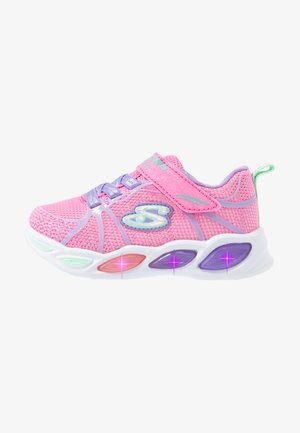 SHIMMER BEAMS - Trainers - pink sparkle/multicolor