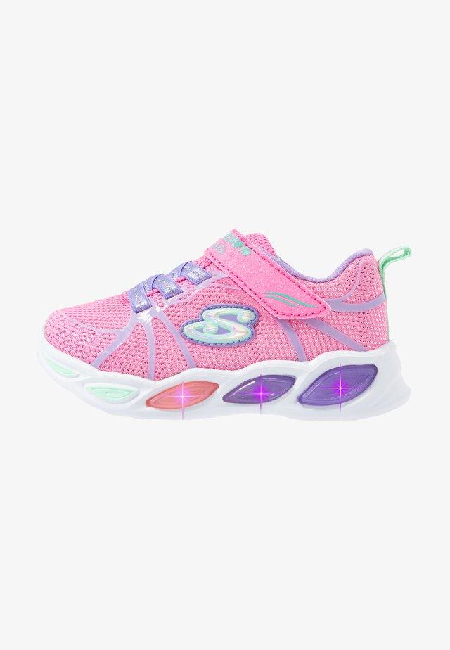 SHIMMER BEAMS - Sneaker low - pink sparkle/multicolor