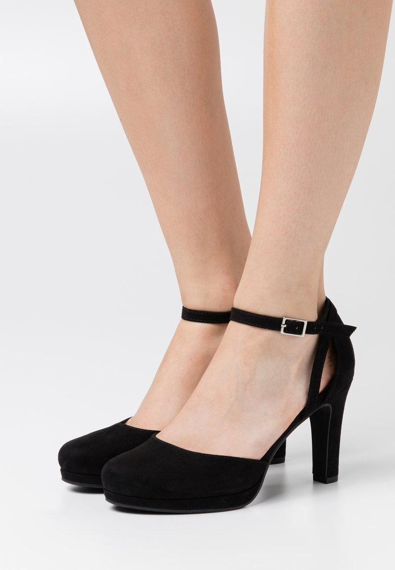 Anna Field - Zapatos altos - black