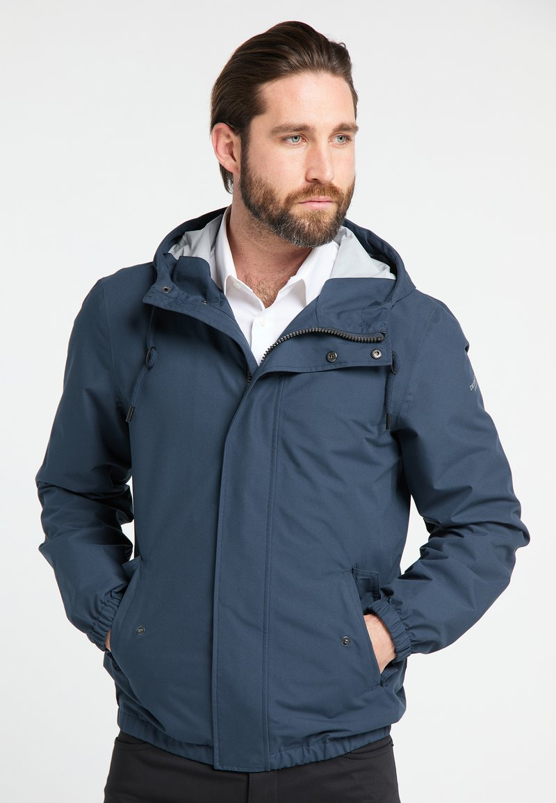 DreiMaster - Waterproof jacket - marine