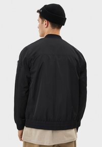 Bershka - Bomber Jacket - black - 2