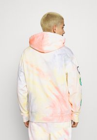 Tommy Jeans - LUV THE WORLD HOODIE UNISEX - Sweatshirt - multi-coloured - 2