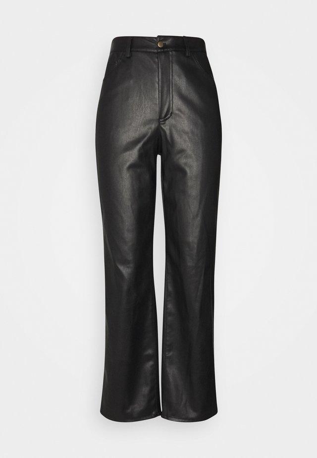 CASEY TROUSERS - Trousers - schwarz