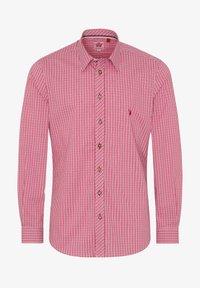 Spieth & Wensky - Shirt - rot - 3