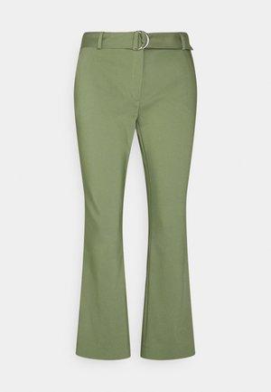 KICKFLARE - Broek - smaragd