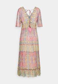 Derhy - STRUCTURE DRESS - Sukienka letnia - pink - 1