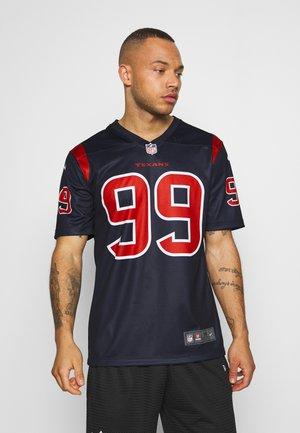 NFL HOUSTON TEXANS WATT LEGEND TEAM COLOUR - Klubové oblečení - marine