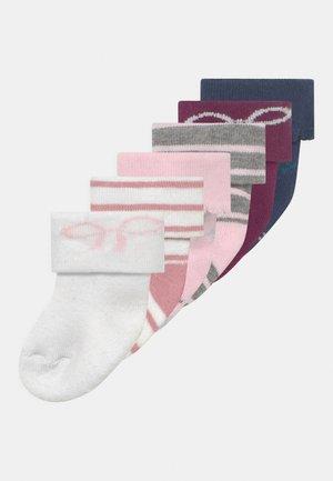 MULTI PATTERN 6 PACK - Sokken - multi-coloured
