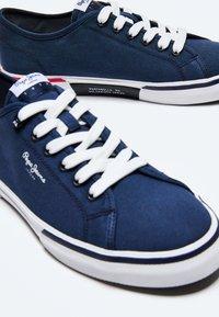 Pepe Jeans - KENTON SMART - Sneakers - azul marino - 4