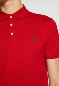 Polo Ralph Lauren - SLIM FIT MODEL - Polo shirt - red - 5
