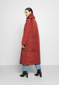 DAY Birger et Mikkelsen - NEW JUSTINE - Classic coat - fired brick - 3