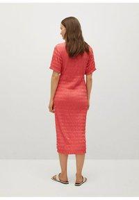 Mango - SPRING-H - Day dress - pink - 2