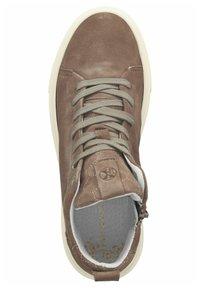 PostXchange - Sneakers hoog - taupe - 1