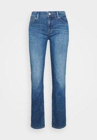 Marc O'Polo - Straight leg jeans - blue wash - 4