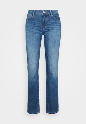 ALBY STRAIGHT - Straight leg jeans - blue wash