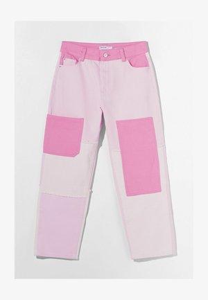 Jean boyfriend - pink