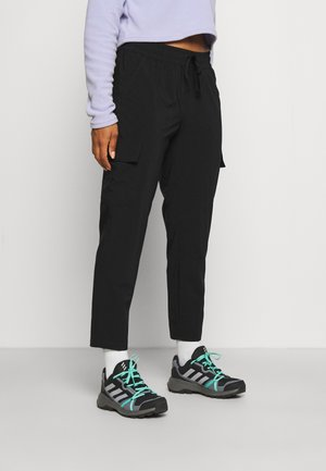 NEVER STOP WEARING PANT  - Pantalon cargo - schwarz