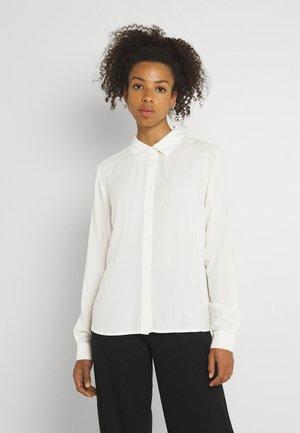BYJOSA SHIRT - Button-down blouse - off white