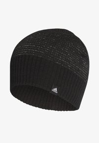 adidas Performance - REFLECTIVE BEANIE - Muts - black - 0