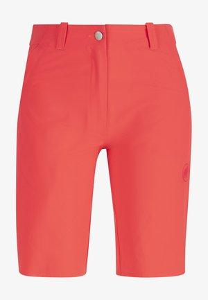 RUNBOLD SHORTS WOMEN - Sports shorts - sunset