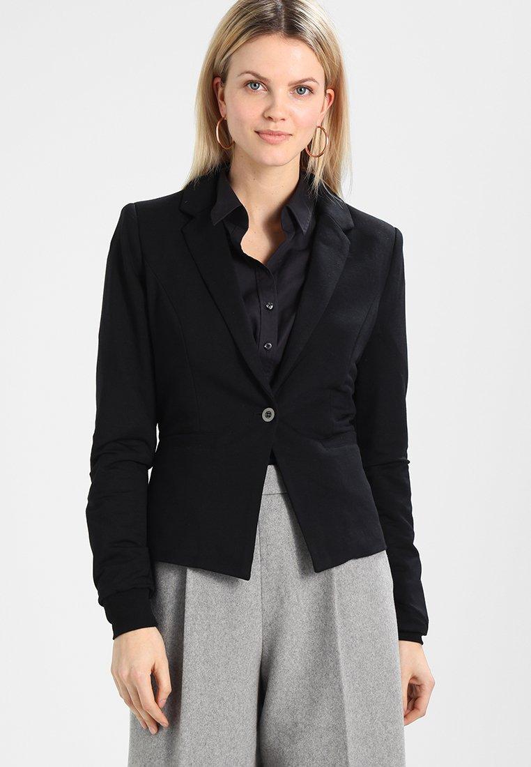 Culture - EVA - Blazer - black solid