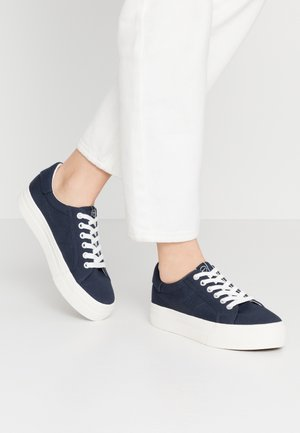 LACE-UP - Sneakers laag - navy