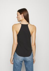 Calvin Klein Jeans - MICRO ON CAMISOLE - Top - black - 2