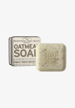 OATMEAL SOAP IN A TIN 100 G - Soap bar - -