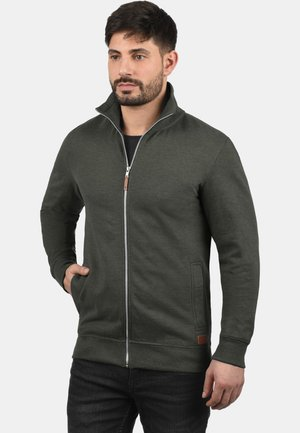 ALIO - Zip-up hoodie - grey
