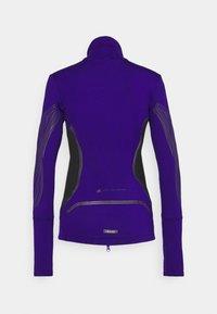 adidas by Stella McCartney - TRUEPACE - Chaqueta de entrenamiento - collegiate purple/black - 1