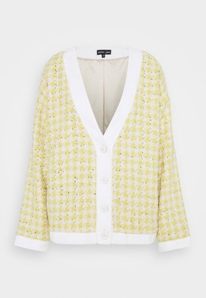 HONEY BEE - Cardigan - yellow