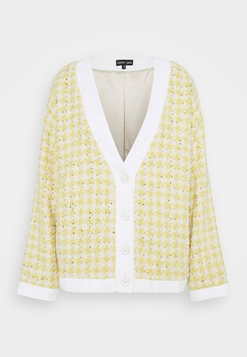 HONEY BEE - Cardigan - yellow