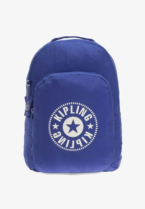 GO YOUR OWN WAY  - Rucksack - laserblue light