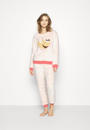 SET - Pyjamas - beige