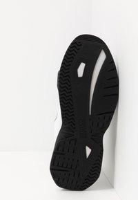 Versace Jeans Couture - Baskets basses - bianco ottico - 4