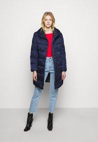 HUGO - FASARA - Winter coat - open blue - 1